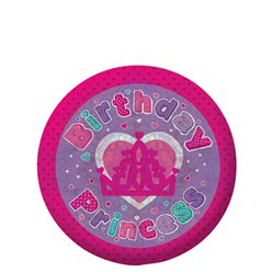 Insignia Happy Birthday Princess.5,5cm