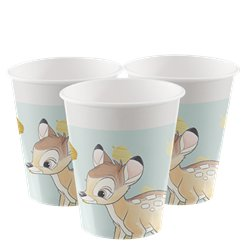 Vasos de Papel Bambi - 200ml