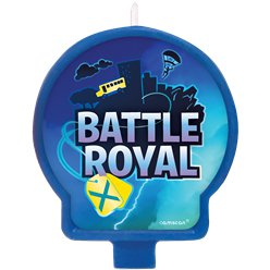 Vela de Battle Royal - 7cm