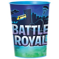 Vaso de plástico para regalo Battle Royal