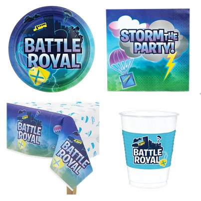 Paquete de Fiesta Battle Royal