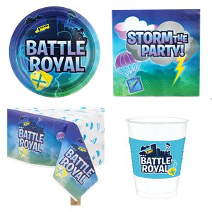 Pack De Fiesta Ahorro Battle Royal