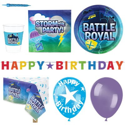 Paquete de Fiesta Deluxe Battle Royal