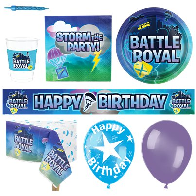 Paquete de Fiesta Battle Royal Deluxe