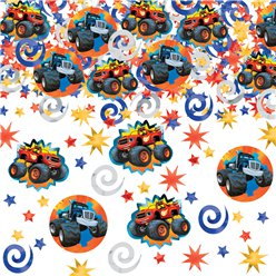 Pack de confetti de Blaze y los Monster Machines-34gramos
