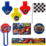 Pack con detalles de Blaze y los Monster Machines