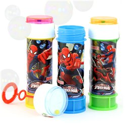 Tubo de pompas de jabón de Spiderman-60ml