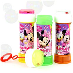Pompas de jabón Minnie Mouse - 60ml