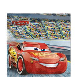 Disney Cars 3 - Servilletas 2 capas de papel