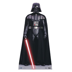 Mini figura de cartón de Darth Vader-95cm