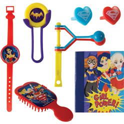 Pack de regalos DC Super Hero Girls