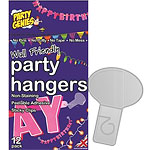 Party Genies - Colgador de Pared para Fiestas