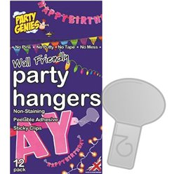 Colgador de Pared para Fiestas - Party Genies