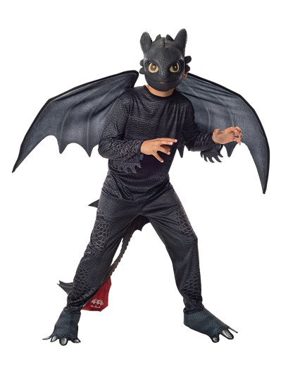 Toothless Furia Nocturna