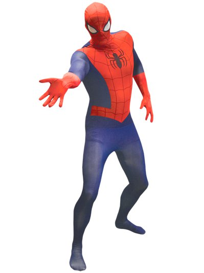 Traje Morphsuit Spider-Man Ultimate - Disfraces Adultos