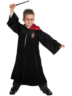 Túnica Escolar Harry Potter de Lujo
