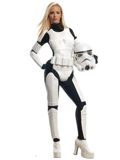 Stormtrooper Mujer