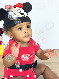 Mono de Minnie Mouse