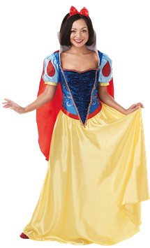 Blancanieves de Disney de Lujo - Disfraces Adultos