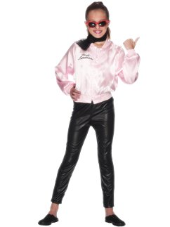 Grease Dama Rosa