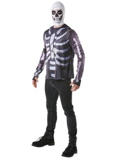 Kit de Fortnite Skull Trooper