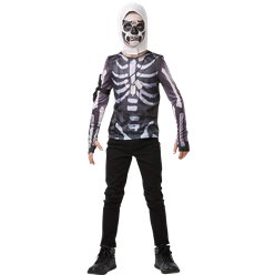Kit de Fortnite Skull Trooper - 9-10 Años
