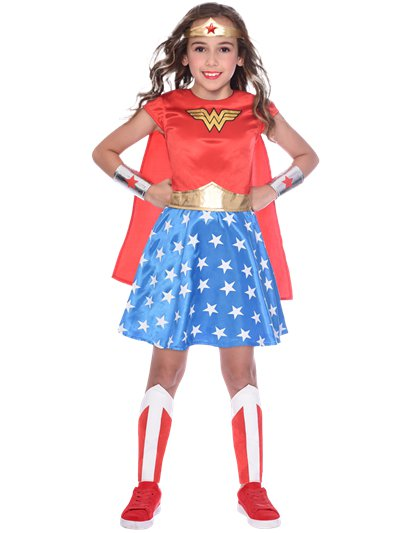 Wonder Woman - 3-4 años