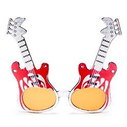 Gafas Guitarra de Rock
