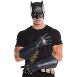 Guantes de Batman Adulto