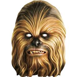 Chewbacca-Máscara de Star Wars