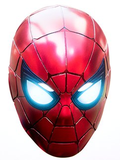 Máscara Iron Spider