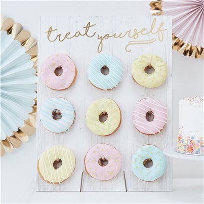 Pick & Mix Donas para Pared Pastel