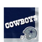 Servilletas Dallas Cowboys NFL - Servilletas de Papel