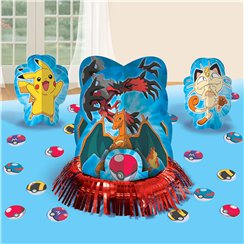 Kit decorativo para mesa Pokémon-32cm