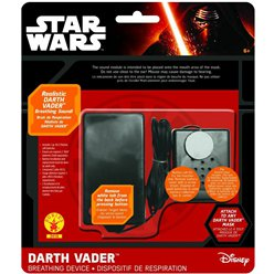 Dispositivo de sonido de Darth Vader