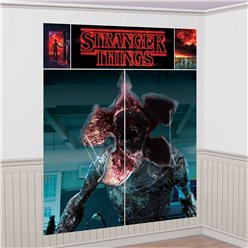 Kit para decoración de pared de Stranger Things - 1.9m