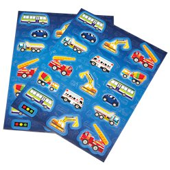 Stickers de Transportes