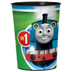 Vaso decorativo de Thomas y sus amigos - 452ml