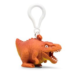 Llavero para mochila Pooing And Spewing Dino Buddy