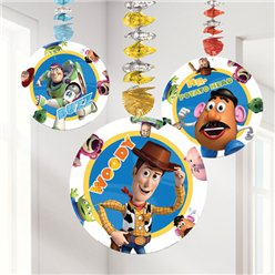 Decorados colgantes Toy Story 3