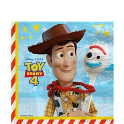 Servilletas de papel Toy Story 4 - 33cm