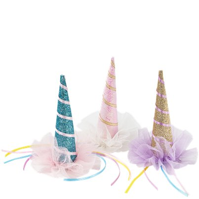 Mini sombrero de We Heart Unicorn