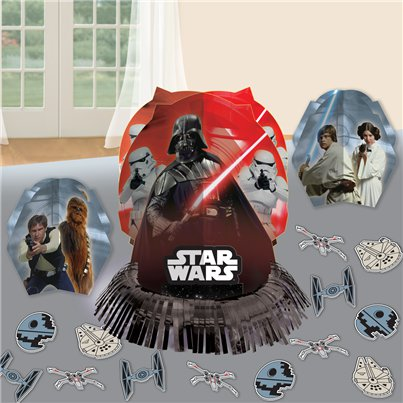 Kit Decoración para Mesa de Star Wars