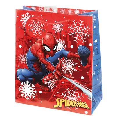 Bolsa De Regalo Spiderman - Grande