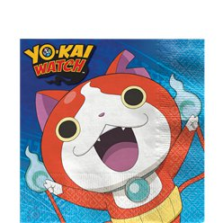 Servilletas de papel Yo-Kai Watch-33cm