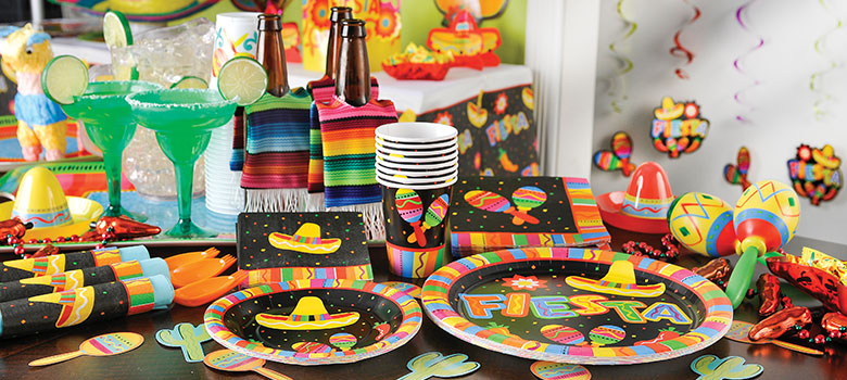 Art Culos De Fiesta Decoraci N Mexicana Party