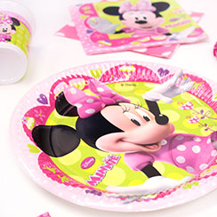 Decoración Fiesta Minnie Mouse