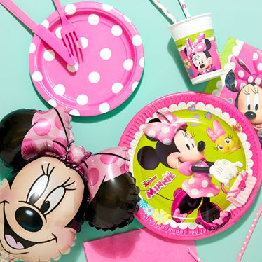 Ayudantes felices de Minnie