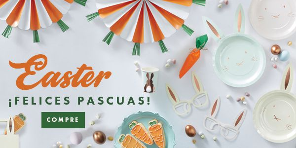 Easter: ¡Felices Pascuas!